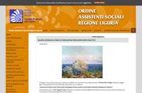 Ordine Assistenti Sociali Regione Liguria