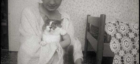 1979 Sandra a casa sua